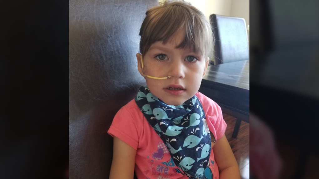 'We have every emotion': Province covers treatment expenses for toddler with terminal disease