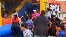 Bear Clan holds Family Fun Day