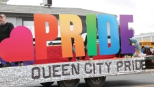 The 2019 Queen City Pride Parade celebrated 30 years of pride in Regina.