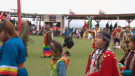 The first ever 'Two-Spirit' powwow held on a first nation took place at the Beardy's and Okemasis Cree Nation on Saturday.