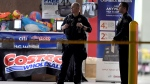 The Corona police department investigate a shooting inside a Costco in Corona, Calif., Friday, June 14, 2019. (Will Lester/Inland Valley Daily Bulletin/SCNG via AP)