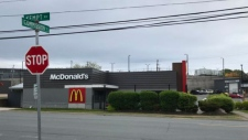 A woman is facing charges after another woman was stabbed in the parking lot of the McDonald's restaurant on Kempt Road in Halifax on June 16, 2019.