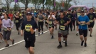 Images from the 2019 Manitoba Marathon captured by CTV photojournalist Gary Robson.
