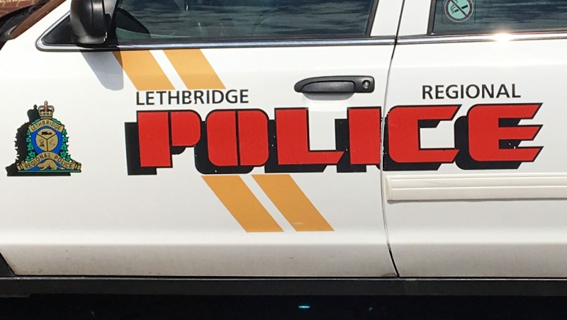 Two Lethbridge men have been charged in connection with a traffic stop on Tuesday. (File)