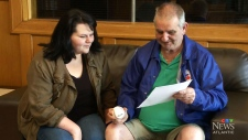 Sydney man's Father's Day wish becomes reality