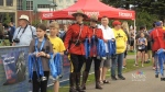 Memorial Run held in memory of fallen Mounties