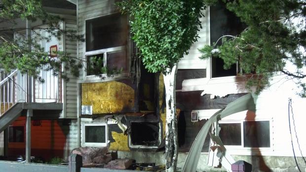 June 16 apartment fire