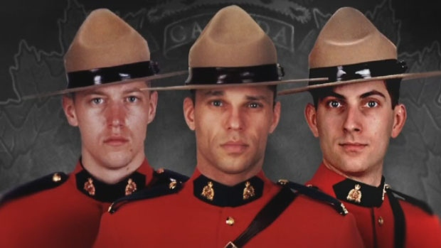 The annual Three Fathers Memorial Walk/Run event was started in memory of RCMP constables Doug Larche, Dave Ross and Fabrice Gevaudan, who were killed in the line of duty by a gunman on June 4th, 2014.