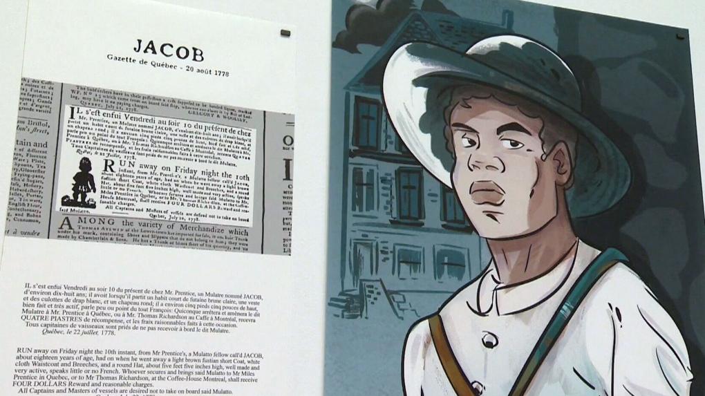 New exhibit explores hidden past of slavery in Quebec