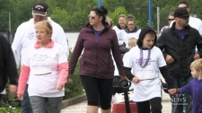 Walk to end ALS in North Bay