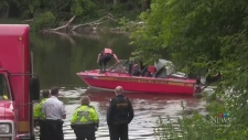 Body recovered from Grand River search effort