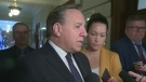 CTV Montreal: CAQ work overtime to pass Bill 21