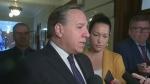 CTV Montreal: CAQ work overtime to pass Bill 21
