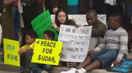 Sudan demonstration