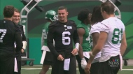 Collaros heading to six game injured list