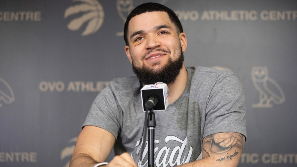 Fred VanVleet says Raptors are 'hungry and thirsty to get back to the finals'