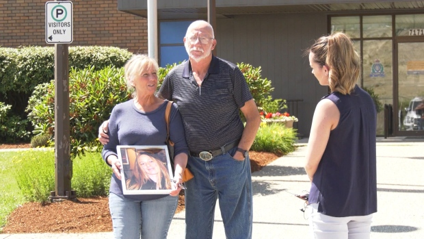 Rosemarie and Mark Surakka are accusing the RCMP of violating a court order.