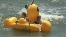 CTV National News: Inflatable pool toy risks
