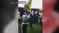 Hamilton Pride Festival turns violent