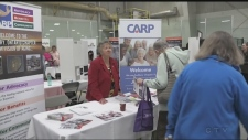 VIDEO: A Sudbury symposium teaches seniors about aging and the local services available. Ian Campbell reports.