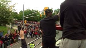 Toronto Raptors Victory Parade