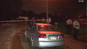 A shooting at a graduation party in Philadelphia has left a man dead and five other people wounded, authorities said. (KYW)