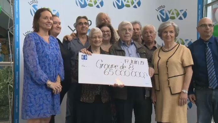 Montreal family wins record-high $65M lottery, two years after their first jackpot
