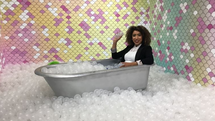 The Science Centre's new exhibit, JoyLab, officially opened on June 7. The exhibits will remain open for the summer. (Jessica Smith / CTV Regina).