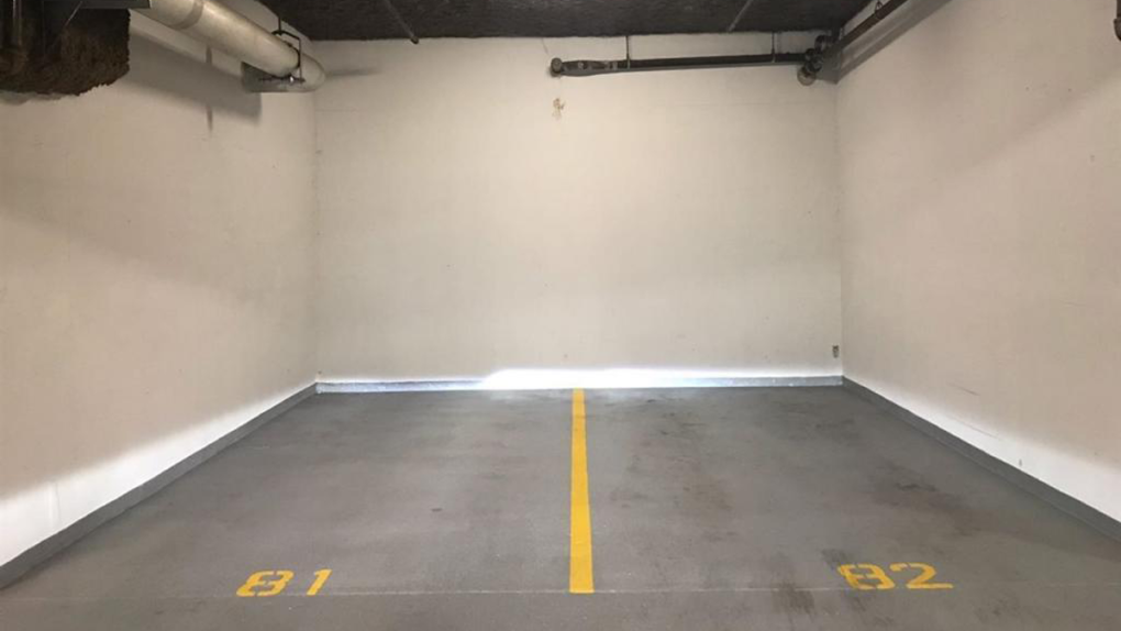 $50,000 parking stall