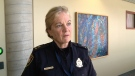 Acting Deputy Police Chief Joan McKenna.
