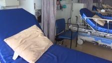 Red Deer Regional Hospital interior
