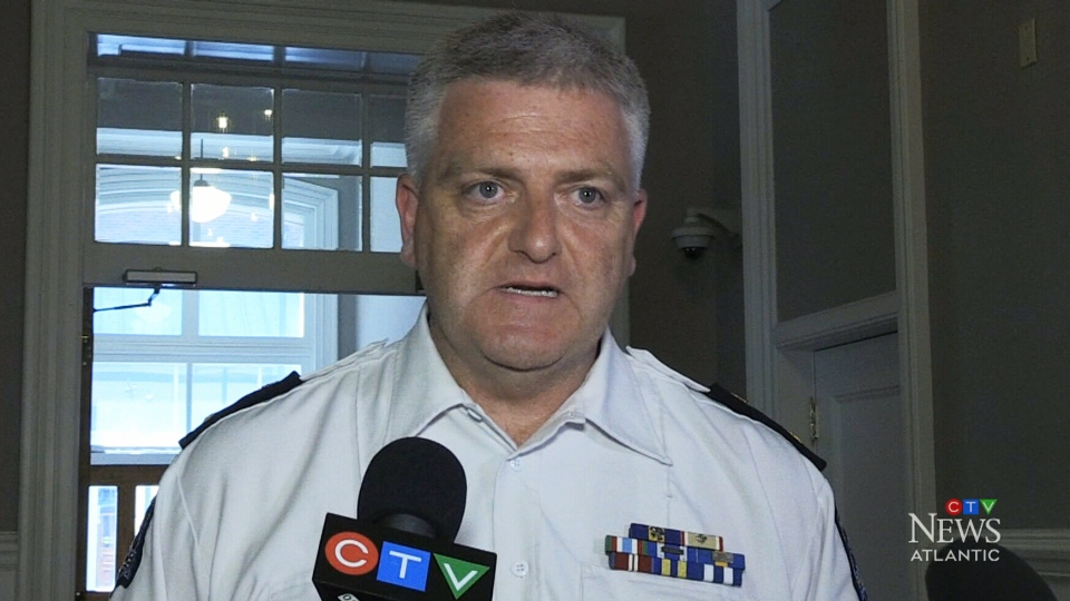 """We felt it prudent to take some action today and that's why we've taken the steps we have,"" said interim police chief and deputy police chief Robin McNeil ."
