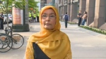Shaheen Ashraf from the Canadian Council of Muslim Women