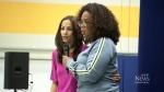 CTV Montreal: Oprah meets students