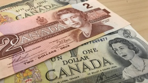 The Bank of Canada says it is removing the legal tender status from a series of older bills.