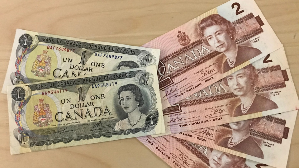 Some paper bills will no longer be legal tender in Canada   CTV News