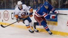 New York Rangers defenseman Neal Pionk