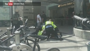 Several injured in shootings during Raptors parade
