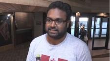 Chrishna Sukhavasi arrived in Canada in 2011