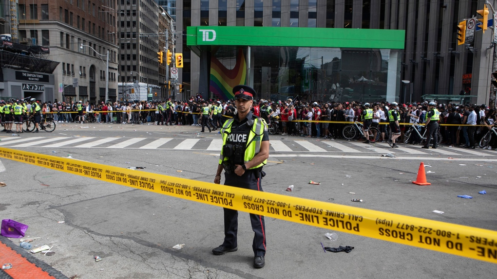Person of interest, additional firearm sought as investigation into shooting at Raptors rally unfolds