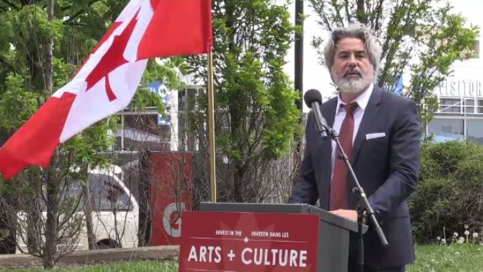 """This $1.7 million is going to help festivals, big or small, and Canada celebrations,"" Minister of Canadian Heritage and Multiculturalism Pablo Rodriguez said in Halifax on Tuesday. ""They're all opportunities for people to get together with friends and family to celebrate."""