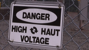 NB Power is warning people to stay away from its properties after a number of thefts, vandalism, and even a fatality in recent months.
