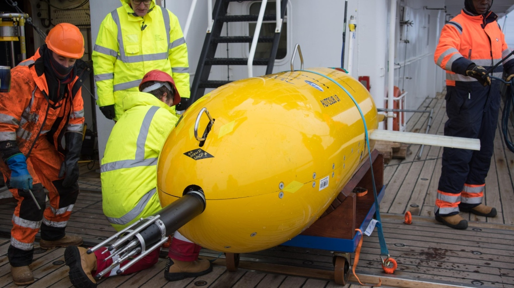 Boaty McBoatface makes important climate change discovery on maiden voyage