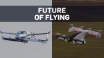 E-planes and personal drones on display in Paris
