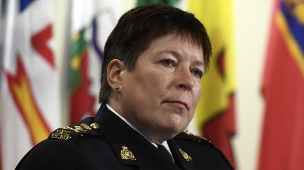 RCMP Commissioner Brenda Lucki