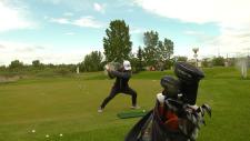 Mathias Schjoelberg, golf