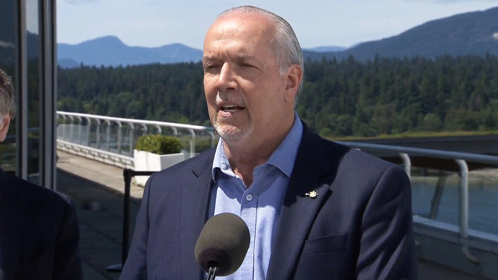 B.C. premier meets with his Yukon counterpart during visit to territory