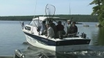 Sault Ste. Marie's Take a Veteran Fishing program