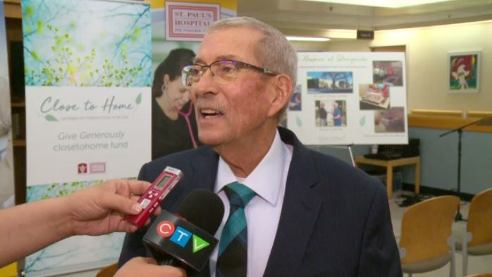 'What good is wealth if you don't do something with it?': Philanthropist gives $1M to hospice project