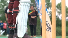 Womens cricket team making waves